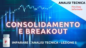 analisi tecnica breakout consolidamento