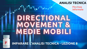 Directional movement e medie mobili.