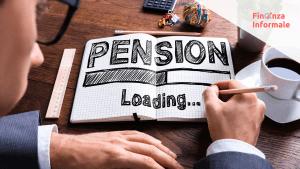 Assicurazione privata per pensione